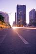 Traffic on sunset
