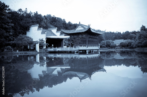 chinese ming dynasty mansion