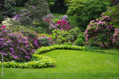 Kompozycja ogrodowa
