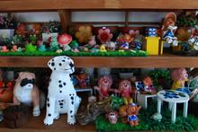 Ceramic Doll Shop