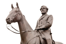 Robert E. Lee Statue At Gettys...