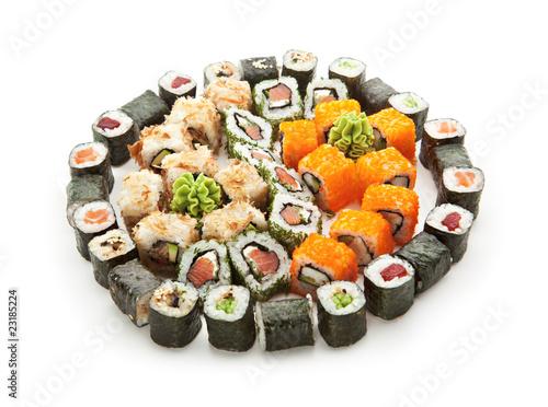 Recess Fitting Sushi bar Sushi Set