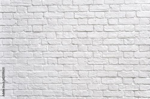 Fototapeta cegła bialy-mur-z-cegly