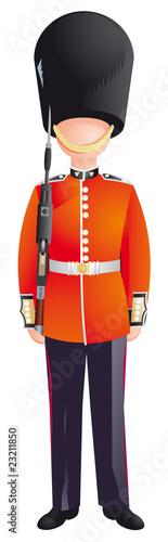 Photo  Queen's Guard