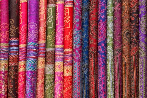 Delhi Silk chinese scarfs