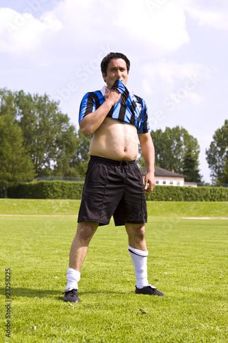 Fotografiet  Fussballspieler