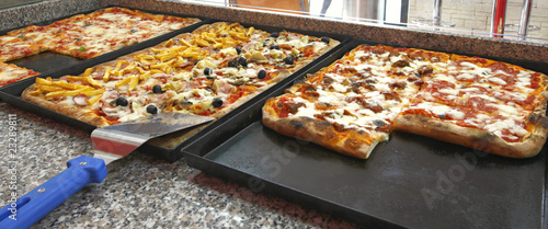 Fotografia, Obraz  Pizza