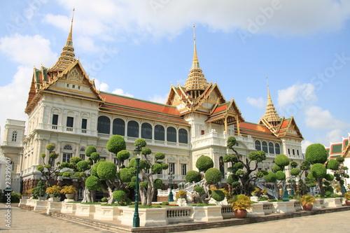 In de dag Bangkok Königspalast Bangkok