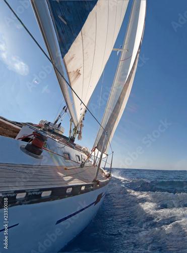 Fotografie, Obraz  Sailing boat