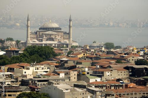 Printed kitchen splashbacks Turkey Hagia Sofia