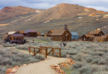 Bodie (ghost Town), California
