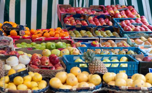 Fruit market © Tracey Kimmeskamp