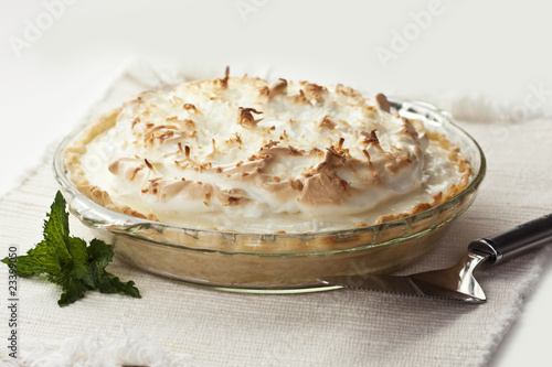 Fotografia, Obraz  Coconut Cream Pie