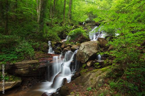 Foto Amicalola Waterfall