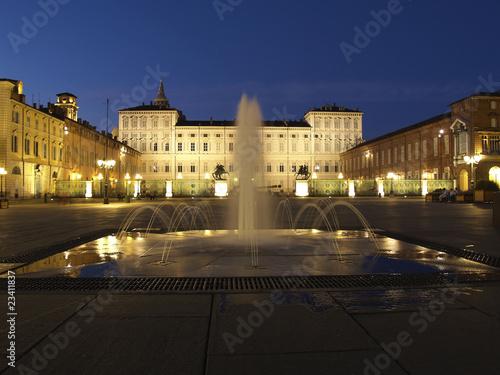 Photo  Piazza Castello - Torino