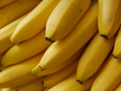 canvas print picture - Bananen Hintergrund