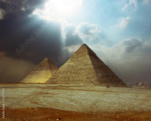 Pyramids #23435685