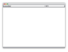 Finestra Browser Vuoto