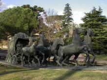 Monumento A Montevideo Uruguay