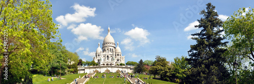 Photo  Sacre-Coeur, Paris