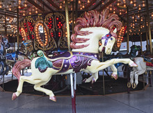 Detail Of Carousel Featuring H...