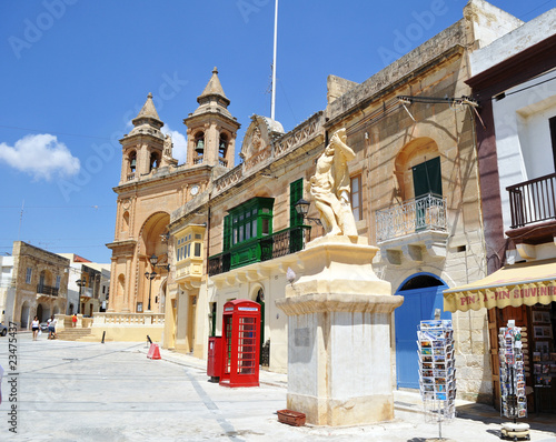 Fotografie, Obraz  Malta, villaggio di pescatori