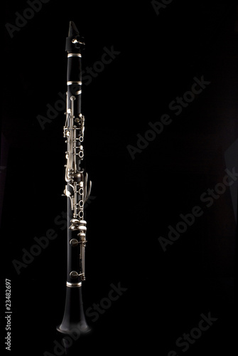 Clarinet Fototapet