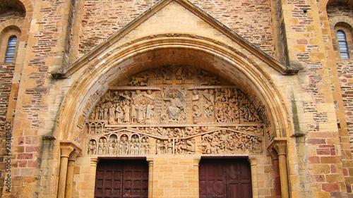 Fotografía Cathédrale de Conques