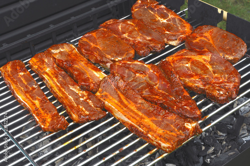Photo Stands Grill / Barbecue griil