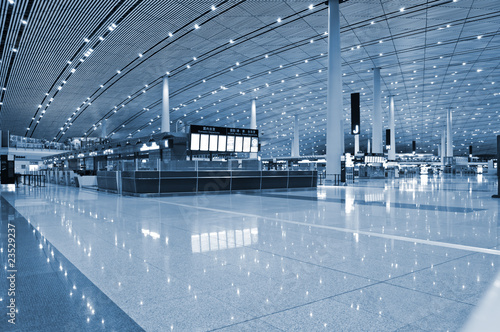 Poster Aeroport internationl airport