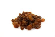 Raisins Isolated