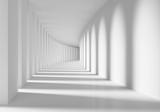 Fototapeta Fototapety przestrzenne i panoramiczne - corridor