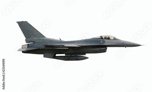 fototapeta na szkło F15 Fithter Jet