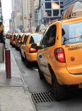 New York Yellow Taxis