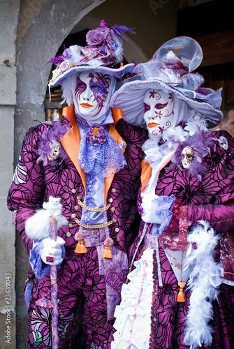 Foto op Plexiglas Carnaval Vénitien de Remiremont