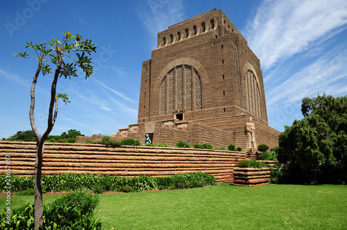 South Africa - Voortrekker Monument Canvas Print