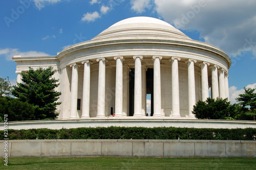 Jefferson Memorial in Washington DC Canvas-taulu