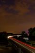 auto strada di notte
