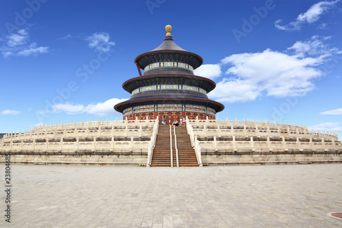 Foto op Aluminium Beijing The Temple of Heaven