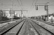 Railway perspective