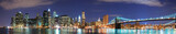 Fototapeta Nowy York - New York City Manhattan skyline panorama