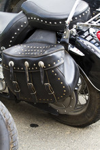 Motorcycle Saddlebag