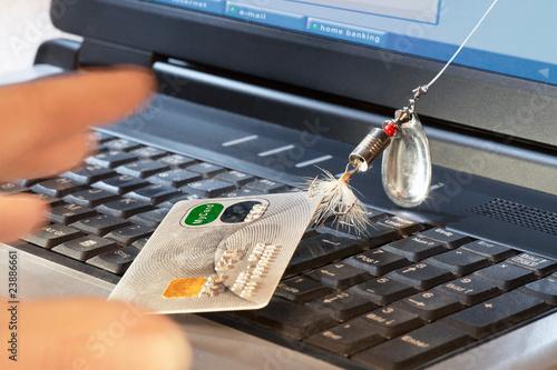 Fotografía  phishing