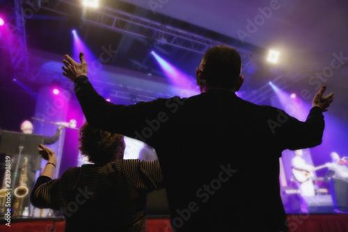 Fotografía  Worship Service