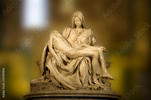Rome - Piety - Michelangelo - st. Peters cathedral - 23901866
