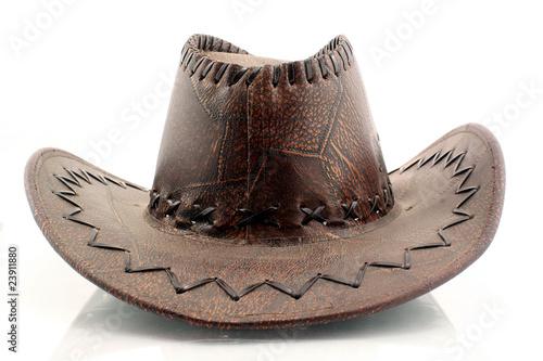 Fotografiet cowboy hat