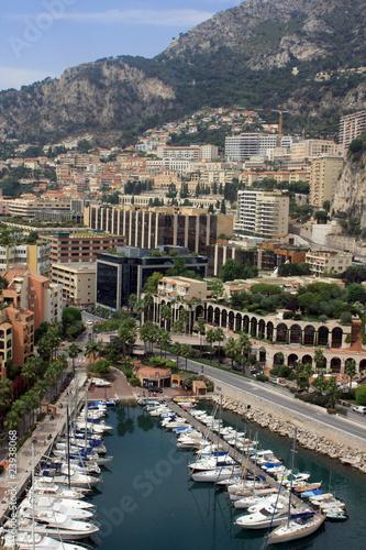 Fototapeta Monte Carlo in Monaco obraz