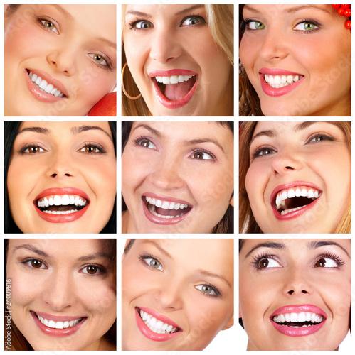 happy woman #24009816