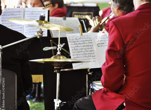 Cuadros en Lienzo Outdoor orchestra
