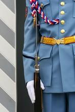 Honor Guard - Prague Castle